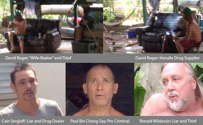 Kauai Criminals