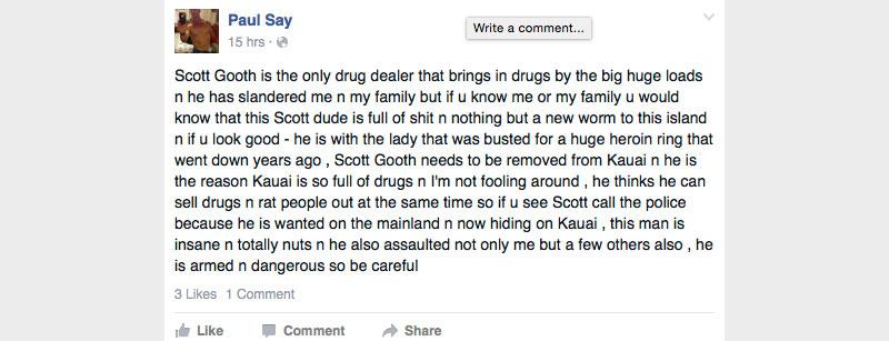 Paul About Scott