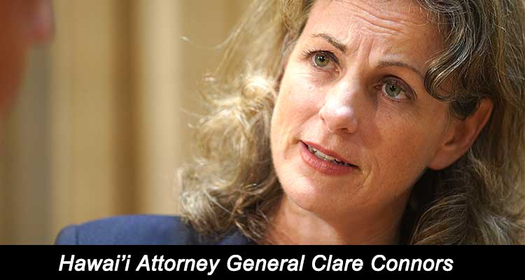 Attorney General Clare Connors