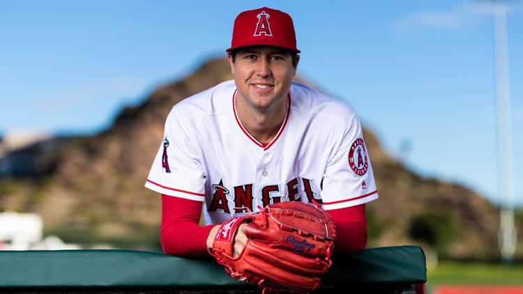 MLB: FEB 19 Los Angeles Angels Photo Day