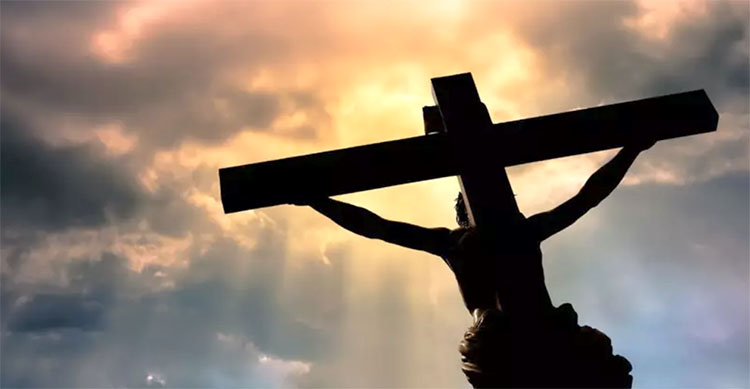 Jesus died for all of us. Love one another