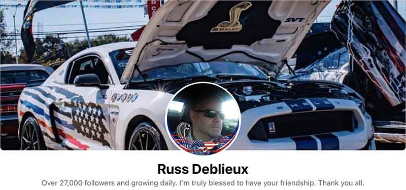 Russ Deblieux