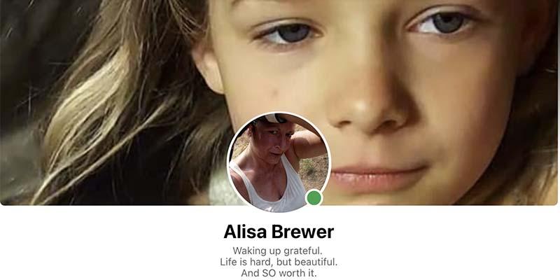 Alisa Brewer is a gaslighter